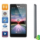 "LG P880 Optimus 4X HD Android 4.0 WCDMA Bar Phone w/ 4.7"" Capacitive Screen, Wi-Fi and GPS - Black"