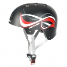GUB FR Mountain Bike Cycling Helmet - Black