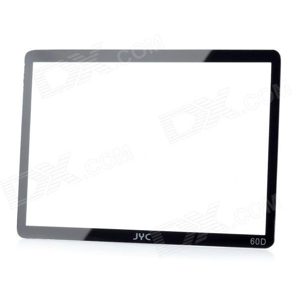 JYC Professional Toughened Glass Camera LCD Screen Protector for Canon 60D