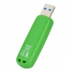 Lexar S73 Retractable USB 3.0 Flash Drive - Green + White (64GB)
