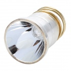 1W 390nm~450nm UV Drop-in LED Module for WF-502B and Flashlights Alike (3.6V~4.2V)