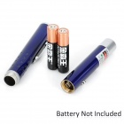 031 1mW 532nm Green Laser Pen - Midnight Blue (2 x AAA)