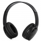Shuaixian SX-907 Bluetooth v2.0 Stereo Headphones w/ Microphone - Black