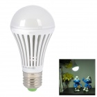 E27 5W 420LM 6500K White 18-SMD 2835 LED Light Bulb - White (100~240V)