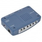 PC to TV Video Converter Adapter - Deep Blue