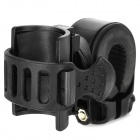 360 Degrees Rotation Mount Holder Clip Clamp for Bicycle Bike LED Light Lamp Flashlight