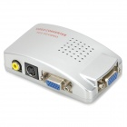 PC TV Video Converter adapteri - hopea