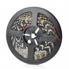 Waterproof 72W 300-SMD 5050 LED White Light Car Decoration Flexible Lamp Strip (5m / 12V)