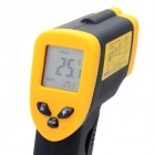 "1.8"" LCD Digital Screen -50'C to 500'C Infrared Thermometer - Black + Orange (2 x AAA)"