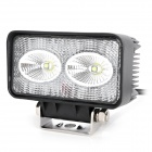 HYL-0220 20W 1200lm 90 Degrees Cree XML-T6 2-LED White Light Working Lamp (DC 10~30V)
