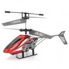 Rechargeable 2.5-CH IR Remote Controlled R/C Helicopter - Red + Black + Silver