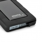 "ADATA SH14 Portable 2.5"" USB 3.0 External Mobile HDD Hard Disk Drive Storage Device - Black (500GB)"