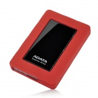 "ADATA SH14 Portable 2.5"" USB 3.0 External Mobile HDD Hard Disk Drive Storage Device - Red (500GB)"
