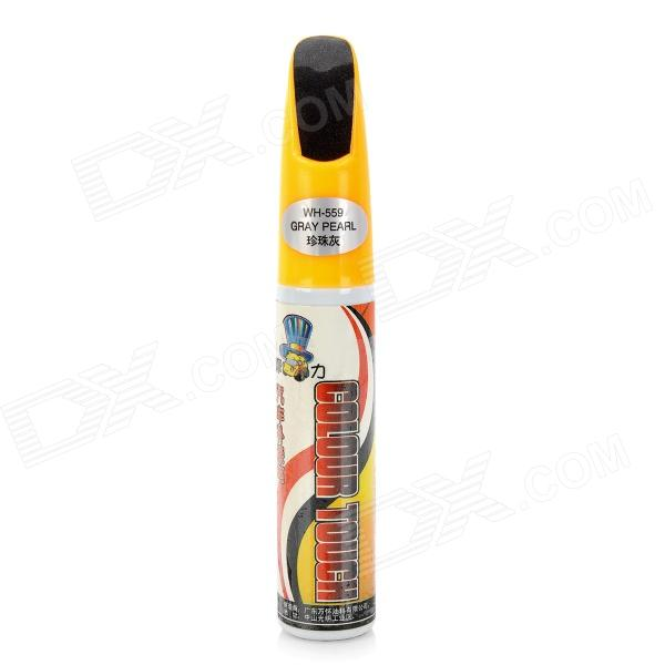 Car Auto Scratching Repairing Touch Up Paint Pen - Grey (12ml)