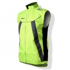 Spakct CSY643 Warning Vest - Fluorescence Green (Size M)