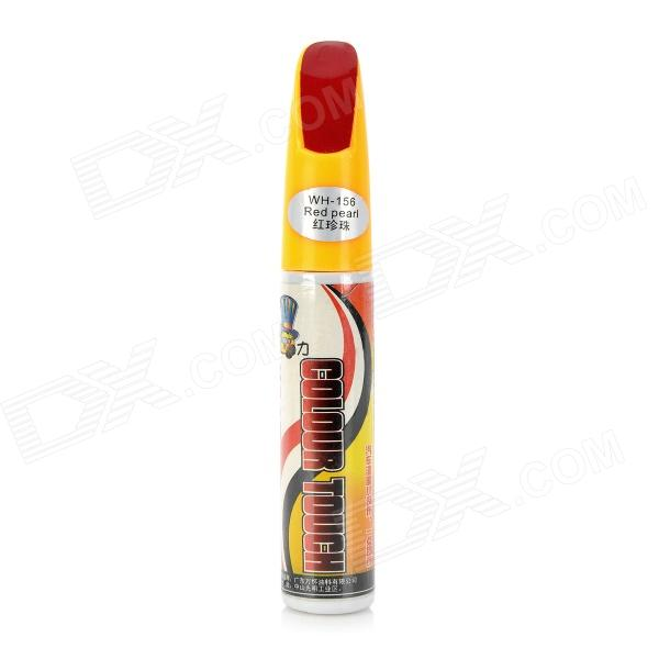 Car Auto Scratching Repairing Touch Up Paint Pen - Red (12ml) car scratch repair remover paint pen red 10ml