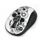 Logitech M325 2.4GHz 1000dpi Wireless Optical Mouse - Black + Silver (1 x AA)