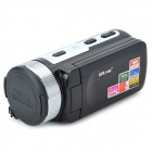 "HD-55E 2.7"" TFT CMOS 16MP Interpolation Digital Camcorder w/ 16X Digital Zoom - Black"