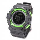 SUNROAD Digital Fishing Barometer Watch - Black