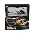 SH 6020-1 Rechargeable IR R/C Helicopter w/ Gyro - Red