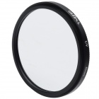 Premium UV Camera Lens Filter - Black (52mm)