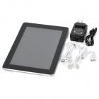 "SANEI N10 Quad Core 10.1"" Capacitive Screen Android 4.0.4 Tablet PC w/ Wi-Fi / Camera - Iron Grey"