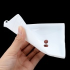 Protective TPU Back Case for Nokia Lumia 920 - White