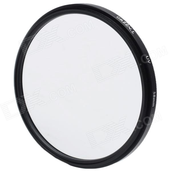 Premium UV Camera Lens Filter (58mm) premium cpl camera lens filter 58mm