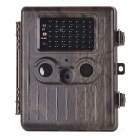 2.5'' LCD 8.0MP Waterproof IR Night Vision Hunting / Trail / Security Camera w /GSM / MMS Functions