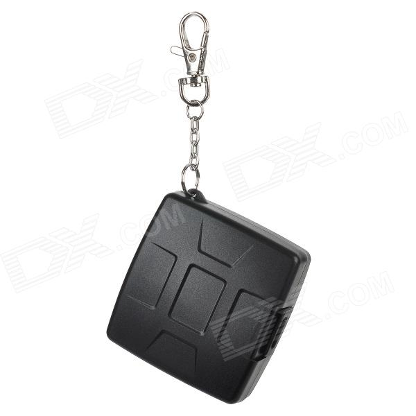 uWinKa MC-U6A ABS CF / MSPD Memory Card Case with Keychain - Black