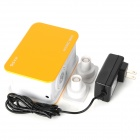 WT WT20121020MS AC Powered Ultrasonic Air Humidifier - Yellow (2-Flat-Pin Plug)