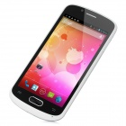 "CUBOT A8809 Android 4.1 Smartphone w/ 4.7"" Capacitive Screen, Dual-SIM, Wi-Fi and GPS - White"