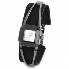 Kimio K463L Stylish Quartz Water Resistant Wrist Watch - Black (1 x 377)