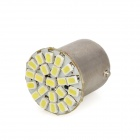 1156 2.2W 110lm 22-3014 SMD LED White Light Car Steering / Backup Lamp (12~15V)