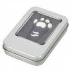 MZ-2 Claw of Cat Style USB 2.0 Flash Drive - Black + White (16GB)