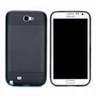 Protective PC Back Case for Samsung Galaxy Note 2 / N7100 - Black
