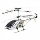 SH-6020i iPhone / iPad / iPod Controlled 3.5-CH R/C Helicopter - Black + Silver