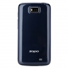 "ZOPO ZP900S Android 4.0 WCDMA Smartphone w/ 5.3"" Capacitive Screen, Wi-Fi, GPS and Dual-SIM - Blue"