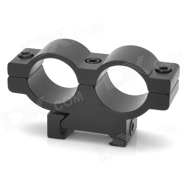 MT2004 Aluminum Alloy Laser Mount Rings for MC51 / M16 + More - Black (18mm) 9 aluminum alloy extendable bipod w mount for ak m40 guns more black
