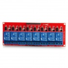 8-Channel 12V Relay Module Board