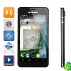 "Lenovo K860 Android 4.0 WCDMA Bar Phone w/ 5.0"" Capacitive Screen, Quad-Core, Wi-Fi, GPS, Single-SIM"