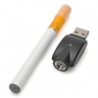 USB Rechargeable Electronic Cigarettes w/ Built-in Atomizer - Yellow (Camel Flavor)
