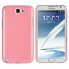 Protective Plastic Back Case for Samsung Galaxy Note 2 / N7100 - Pink