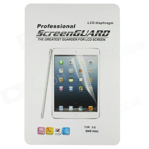 Protective Clear Screen Protector Guard Film for Ipad MINI for ipad mini