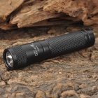 UltraFire SHLD15 Cree XP-G R5 120lm 3-Mode White Light Mini Flashlight - Black (1 x AA)