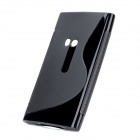Protective TPU Back Case for Nokia Lumia 920 - Black