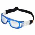 Panlees Sport Safety Glasses Schutzbrillen für Fußball / Basketball Lovers - Blue