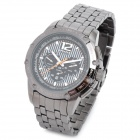 SPETAK 9001G-2 Stainless Steel Band Men's Analog Quartz Watch (1 x CR026)