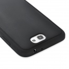 Protective Silicone Back Case for Samsung Galaxy Note 2 / N7100 - Black