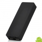 Uhost2 Dual-Core Android 4.0 Google TV Player w/ Wi-Fi / Bluetooth / 1GB RAM / 4GB ROM - Black